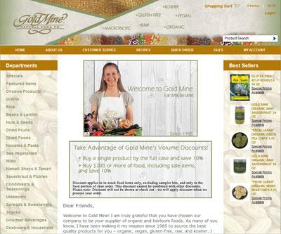 Gold Mine Natural Foods