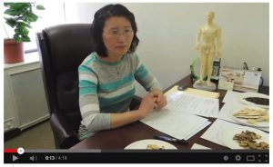 Acupuncture for High Cholesterol Video